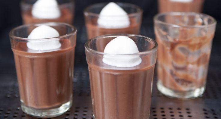 Házi csokipuding recept   APRÓSÉF.HU - receptek képekkel