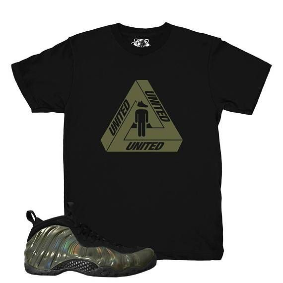 Foamposite Legion Green \