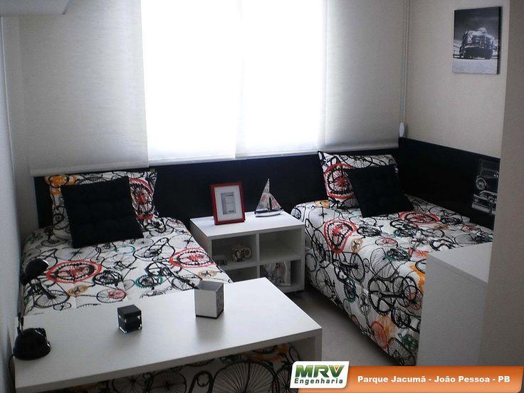 Apartamento Decorado em João Pessoa - Quarto | Flickr - Photo Sharing!