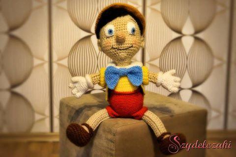 Crochet Pinokio