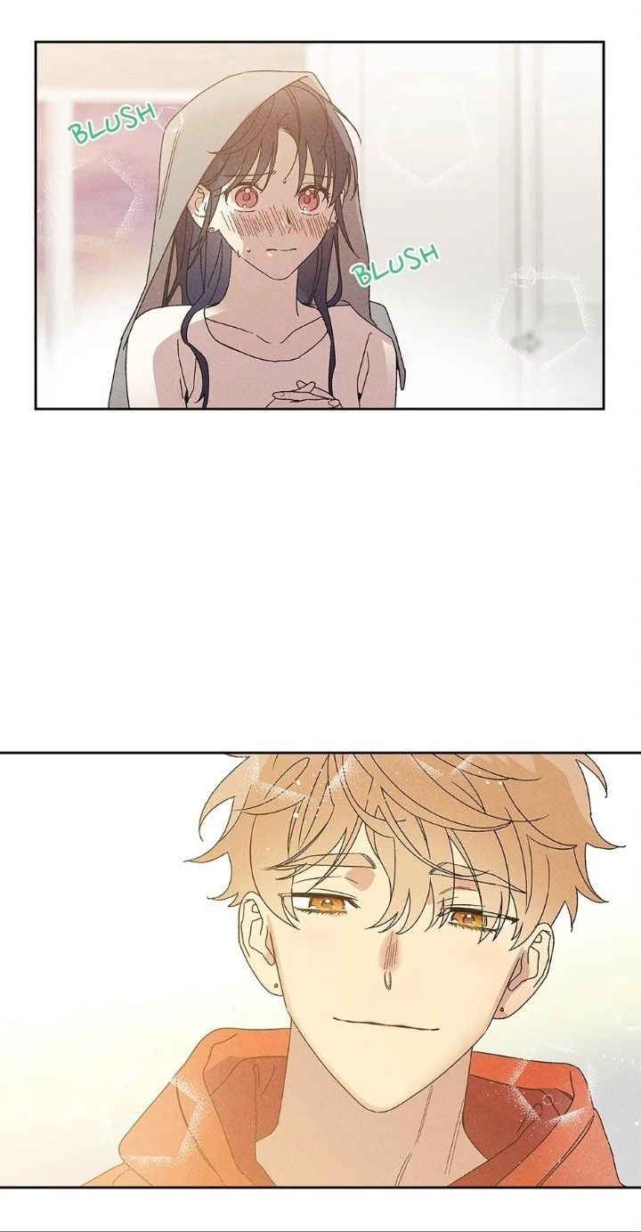 Sweet Spooky Darling anime manga couple boy girl guy