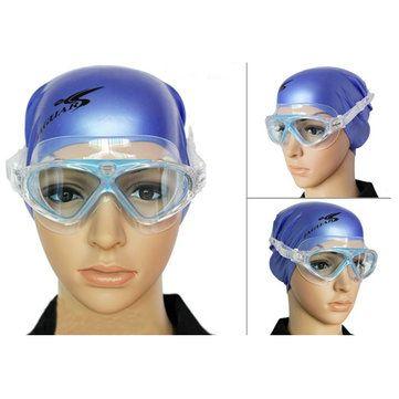 Waterproof Anti-fog Anti-UV Swimming Glasses Goggles For Adults