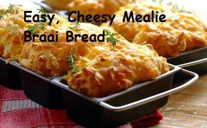 Braai bread