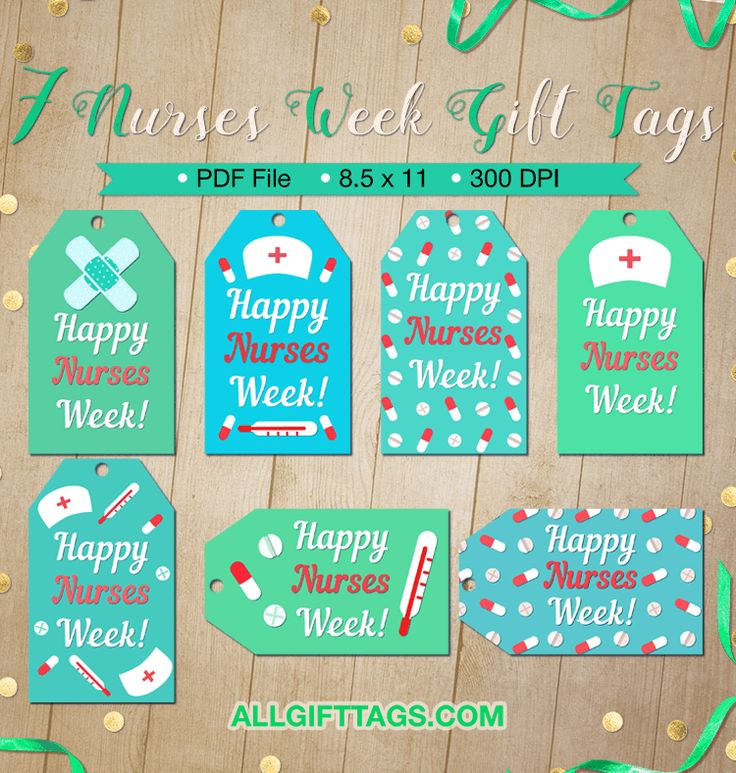 220 best gift tags at allgifttags images on pinterest free printable nurses week gift tags get them in pdf format at http negle Choice Image