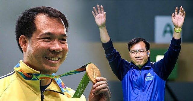 Xạ thủ Hoàng Xuân Vinh được phong tặng Huân chương Lao động hạng Nhất  http://baotinnhanh.vn/xa-thu-hoang-xuan-vinh-duoc-phong-tang-huan-chuong-lao-dong-hang-nhat-408204.htm