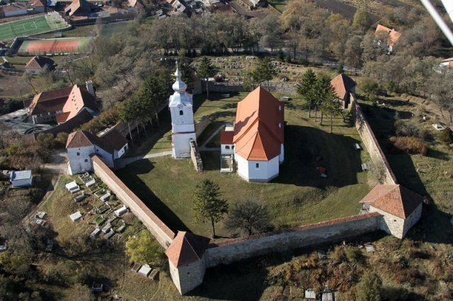 Sepsi Református Egyházmegye Templomai - Illyefalva
