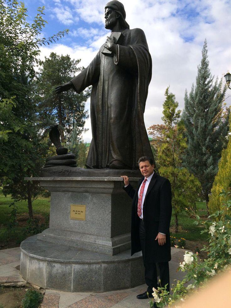 Aşkabat -İbni Sina - Türkmenistan
