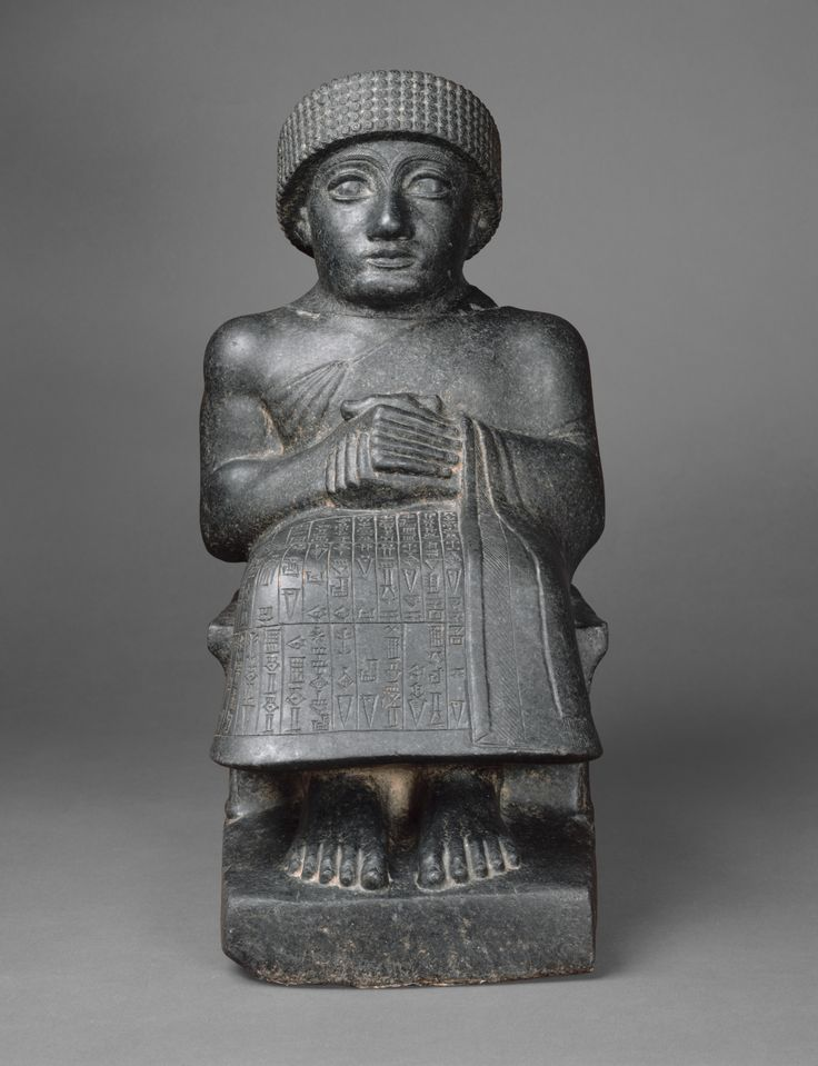 The Akkadian Empire collapsed after two centuries of rule, and during the succeeding fifty years, local kings ruled independent city-states in southern Mesopotamia. The city-state of Lagash produced a remarkable number of statues of its kings as well as Sumerian literary hymns and prayers under the rule of Gudea (ca
