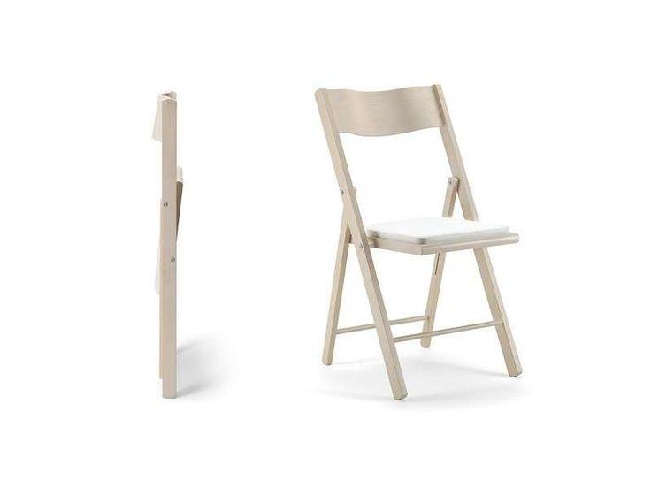 Oltre 25 fantastiche idee su sedie pieghevoli su pinterest - Sedia pieghevole trasparente ...