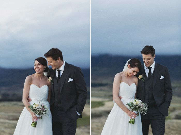 Anna and Glenn's Queenstown Wedding