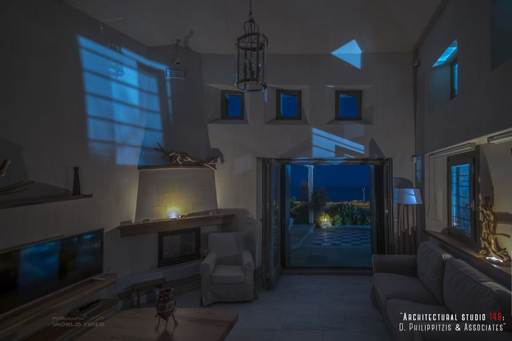 Sunrise Sea Villa: Luxury Villa for rent at Chorefto, Pelion | visit us at: www.philippitzis.gr