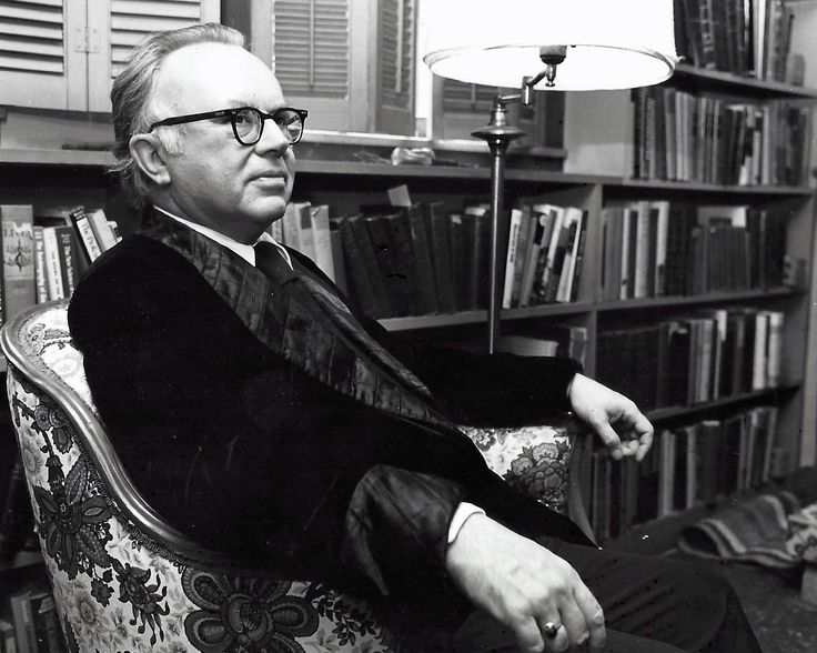 Image result for russell kirk man and books