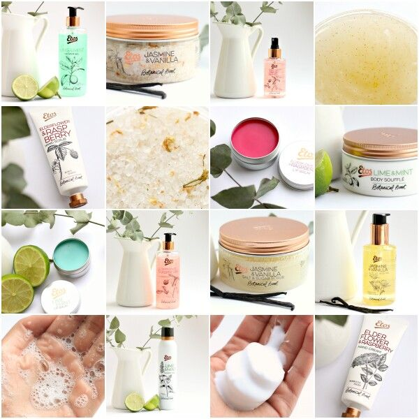Etos eigen merk lijn. Bekijk een volledige review op Beautylab! Top producten voor een bodemprijsje.