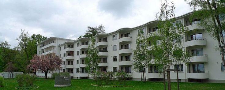 Stadtspaziergang Siemens-Siedlung und Theresienhöhe (7.5.2010) - Architekturforum Dachau