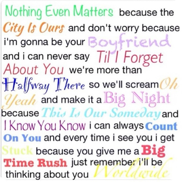 Been with BTR since the very beginning. Dedicated fan right here