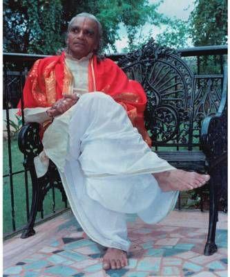 My reflections of BKS Iyengar