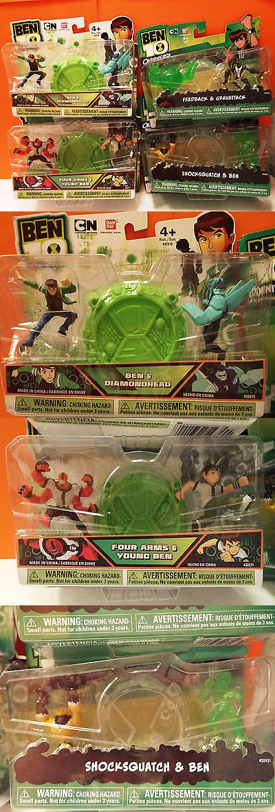Ben 10 152906: Ben 10 Omniverse Figures Lot Set 8 Cake Toppers Diamondhead Four Arms Feedback -> BUY IT NOW ONLY: $30.88 on eBay!
