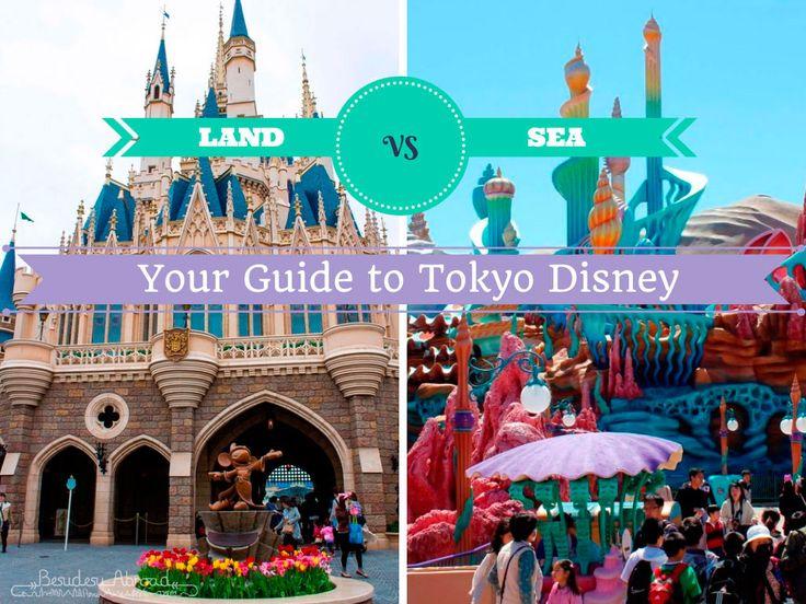 Best 25 tokyo disney sea ideas on pinterest tokyo disney resort tokyo disney resort land vs sea sciox Gallery