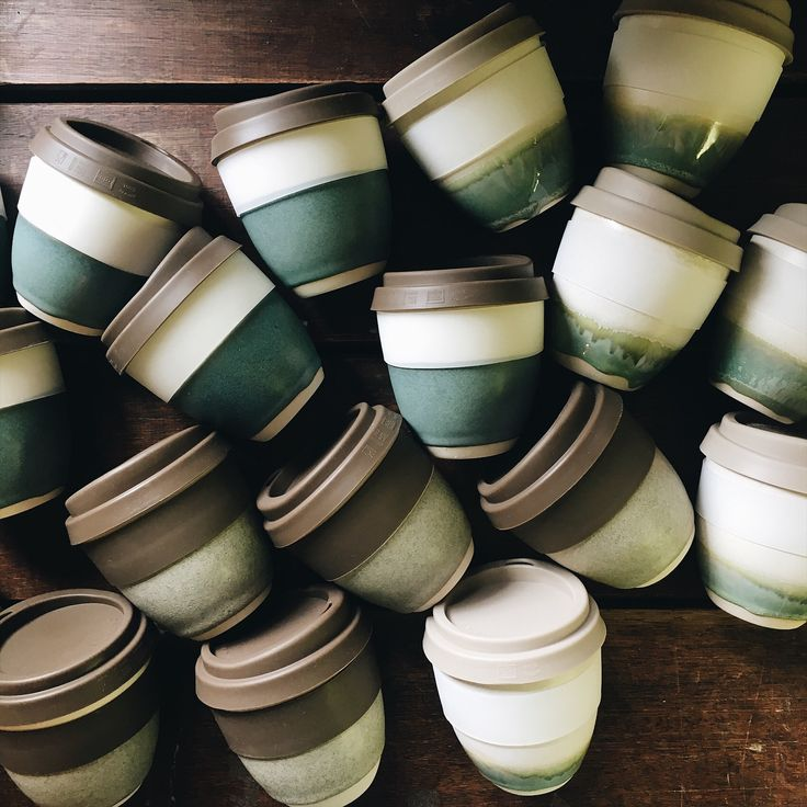 Lovely order of our reusable ceramic takeaway cups on their way to gorgeous new stockist @the_press_shop in Bowral! All boxed up beautifully with our shiny new labels ✨