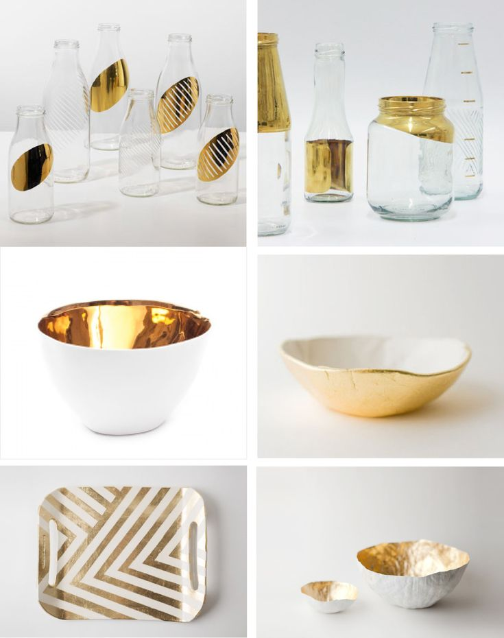 gold ceramics: Gold Paintings, Gold Touch, Fabulous Trays, Beautiful Gold, Gold Stuff, Bottle, Gold Ceramics, Buy Gold, Paintings Ceramics Glasses