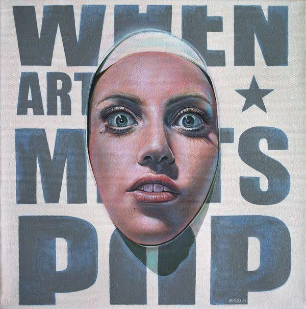 Point of view (when ART meets POP) by alexracu.deviantart.com on @deviantART