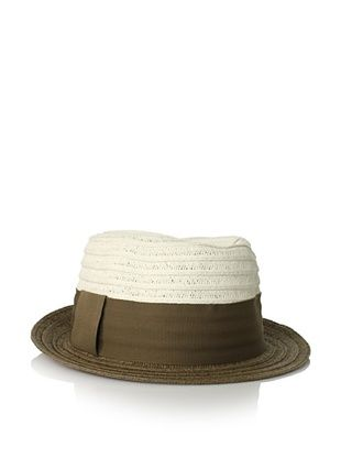Hat Attack Women's Bi-Color Fedora
