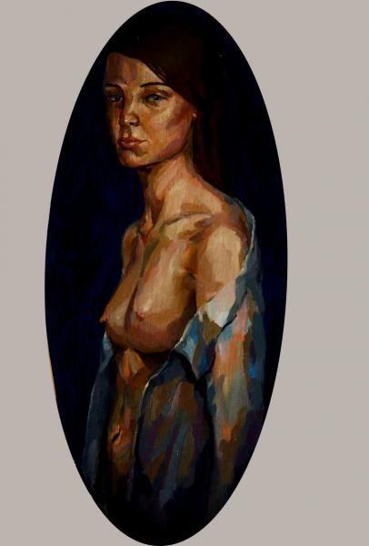 Cottonara: Youth - dziewczyna z nagą piersią