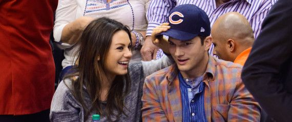 Mila Kunis Is Reportedly Pregnant With Ashton Kutcher's Child