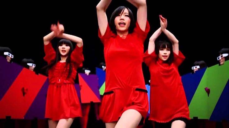 Perfume - 不自然なガール (HD)pv.