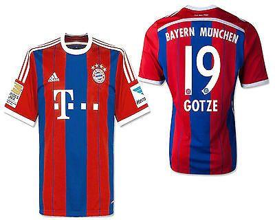 new style a77dd f7f97 2014 15 bayern munchen 4 dante home soccer shirt kit
