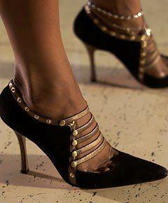 Zac Posen stilettos #fashion #heels #shoes  For luxury custom made shoes visit www.just-ene.com