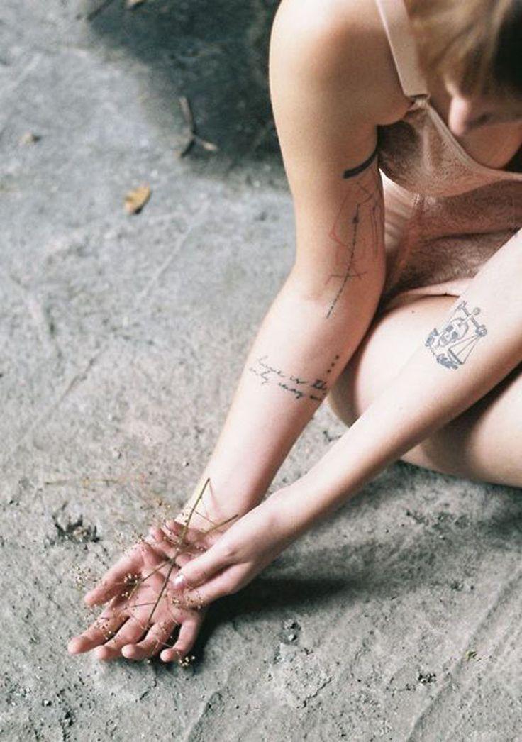 Tattoo Lust: Tattooed Dames XV | Fonda LaShay // Design → more on fondalashay.com/blog