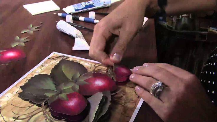 Mulher.com 14/03/2013 Susan Mason - Quadro em arte francesa  parte 2