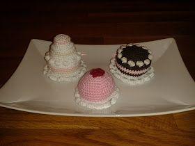 Garn och Gott: Minitårtor
