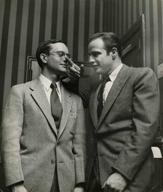 marlon brando interviewed by truman capote c.1957