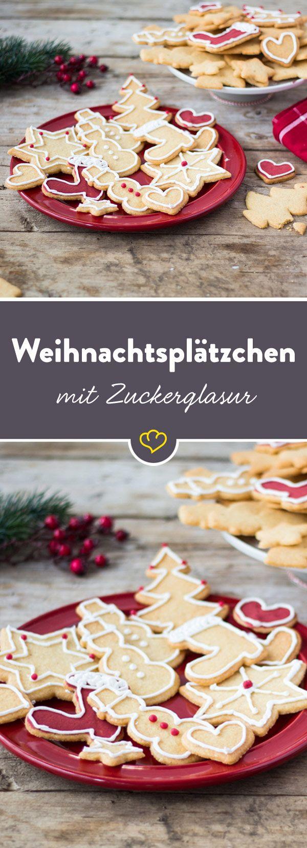 Winterwelt und Weihnachtszeit stehen vor der Tür. Und was wäre diese Zeit ohne den Duft von frisch gebackenen Weihnachtsplätzchen?!