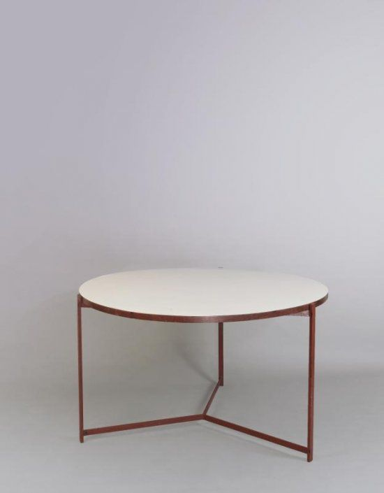 prototype for a table by Gio Ponti, late 1960's