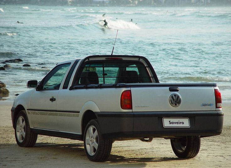 Saveiro Super Surf 2002