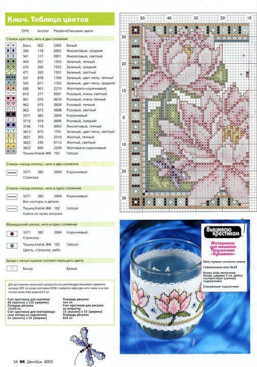 Waterlily & Dragonflies 2/3