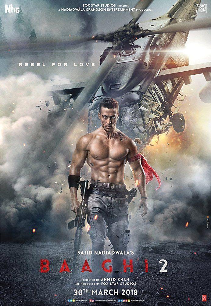 Baaghi 2 2018 Hindi Full Movie Free Download Hd Print 720p 1080p Download Baaghi 2 Tige Peliculas Completas Gratis Peliculas Completas Peliculas Completas Hd
