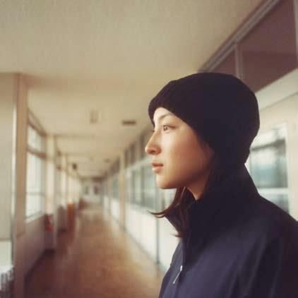 Ryoko Hirosue. Photo by Ivy Chen