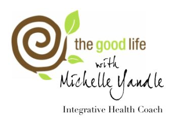 The Good Life Health. It is my mission and passion to help you achieve the life you dream of. As a Health Coach, I create a supportive environment that will enable you to achieve all of your health goals. I have studied all the major dietary theories and use practical lifestyle coaching methods to guide you in discovering which approach works best for you. Michelle coaches, writes, hosts events, and share recipes. https://www.facebook.com/thegoodlifehealth
