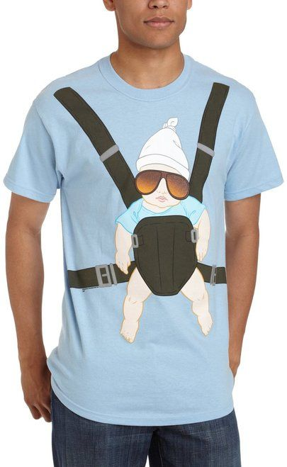 The Hangover Alan Baby Carrier T-shirt