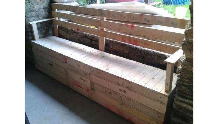 30 meubles à faire avec des palettes !