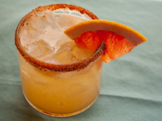 Thirsty Thursday: Chipotle Grapefruit Margarita for National Margarita Day | Devour The Blog: Cooking Channel's Recipe and Food Blog