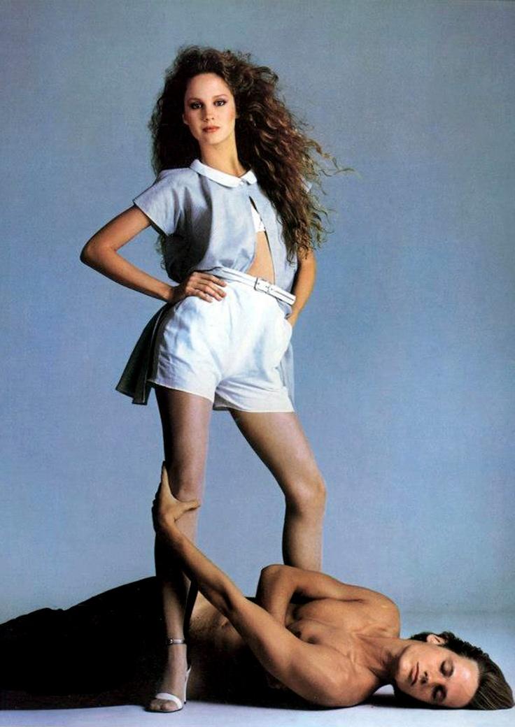 Famous Vintage Fashion Models