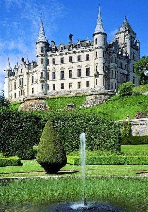 Dunrobin Castle neatdesigns.net