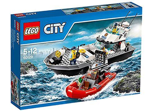 LEGO City 60129 Patrullbåt
