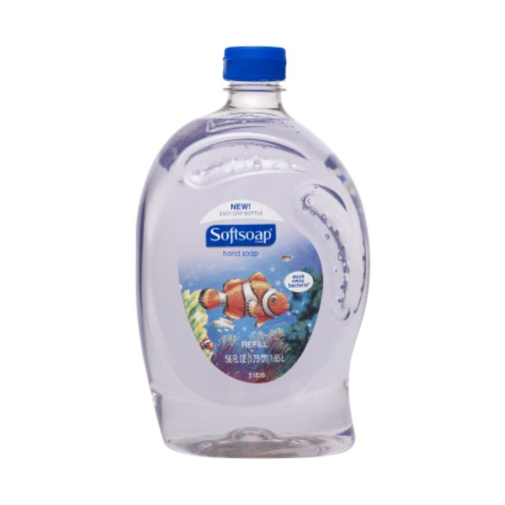 Colgate 64-ounce Palmolive Antibacterial Hand Soap Refill