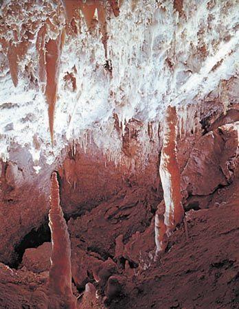 timpanogos cave, american fork, utah